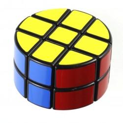 Cubo Mágico Cilíndrico 3x3x2 Desafio QI Geek