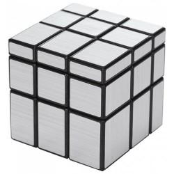 Cubo Mágico Irregular Metálico Aço Desafio QI Geek