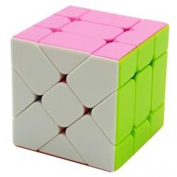 Cubo Mágico Irregular Colorido Desafio QI Geek