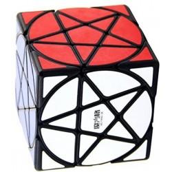 Cubo Mágico Irregular Estrela Colorido QI Geek Desafio