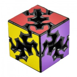Cubo Mágico Engrenagens 2x2x2 Desafio QI Geek
