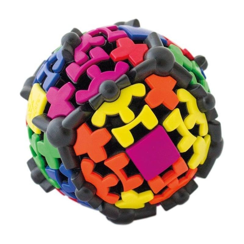 Cubo Mágico Redondo Engrenagens Rubik's Cube Desafio Geek