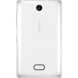 Celular Dual Chip Nokia Asha 500 Branco Câmera 2MP 2G/Wi-Fi Memória 128MB Cartão 4GB