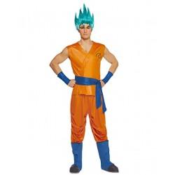 Fantasia Masculina Goku...