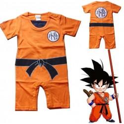 Fantasia Infantil Goku...