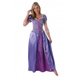 Fantasia Feminina Rapunzel...