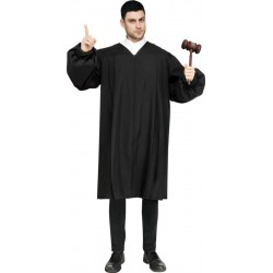 Fantasia Juiz no Tribunal...