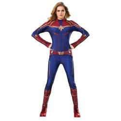 Fantasia Capitã Marvel...