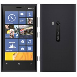 "Smartphone Nokia Lumia 920 Preto Tela 4.5"" 4G+WiFi Windows Phone 8 Câmera 8MP Dual Core 32Gb"