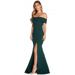 Vestido Longo Verde...