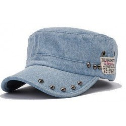 Boina Feminina Chapéus Boné Jeans