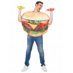 Fantasia Adulto Hambúrguer...