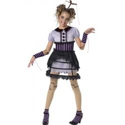 Fantasia Infantil Marionete...