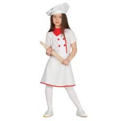 Fantasia Meninas Chef de...