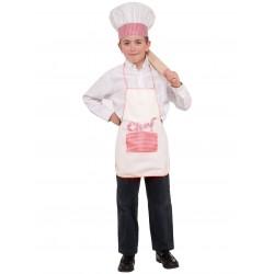 Fantasia Infantil Chef de...