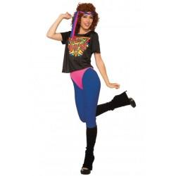Fantasia Feminina Fitness...