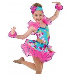 Fantasia Infantil Bailarina...