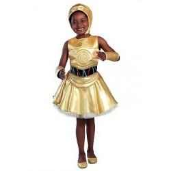 Fantasia Infantil C3PO...