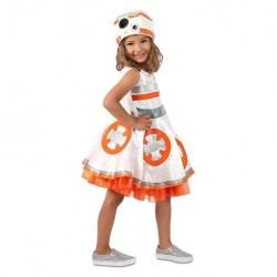 Fantasia Infantil BB-8...