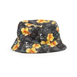 Chapéu Bucket Hat Preto com...