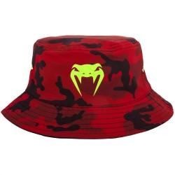 Chapéu Bucket Hat Vermelho...