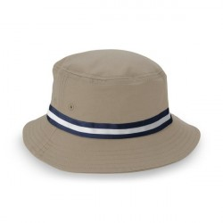 Chapéu Bucket Hat Bege com...