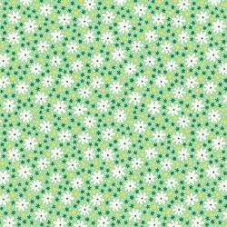 Tecido verde claro...