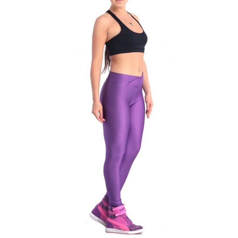 Conjunto Fitness Academia Top e Calça