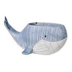 Vaso baleia azul para...