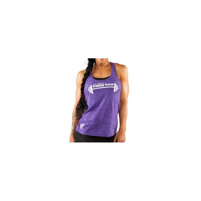 Regata Feminina Exercícios Academia Musculação