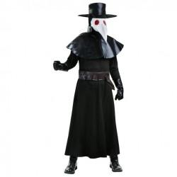 Fantasia Doutor Praga corvo...