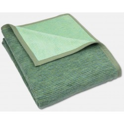 Cobertor casal soft verde...