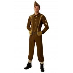 Fantasia militar soldado...
