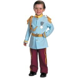 Fantasia infantil príncipe...