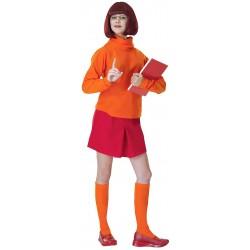 Fantasia Velma Scooby-Doo...
