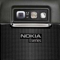 Celular Nokia E71 Preto Câmera 3.2MP c/ Flash 3G GPS Rádio FM