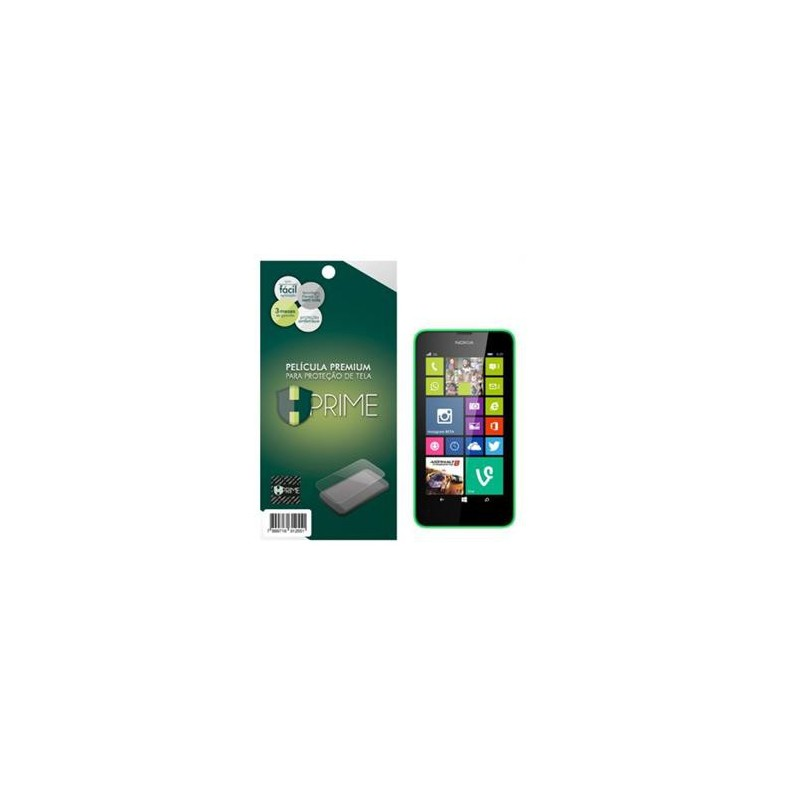 Película Protetora de Tela HPrime Premium para Nokia Lumia 630