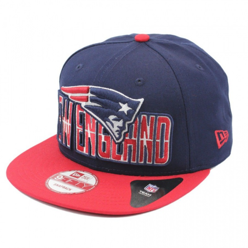 Boné New Era 9FIFTY Snapback NFL New England Patriots