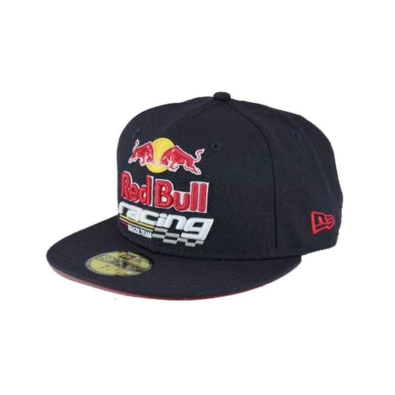 Boné New Era 59FIFTY Gives You Wings Navy Red Bull