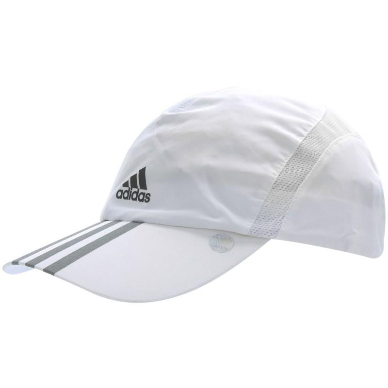 Boné Adidas 3s Clima Running Branco