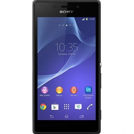 Smartphone Sony Xperia M2 Preto Android 4.3 4G 8MP Memória 8GB GPS NFC