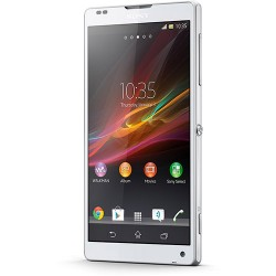 Smartphone Sony Xperia ZQ Desbloqueado Claro Branco Android 4.1 4G/Wi-Fi Câmera 13MP 16GB GPS NFC