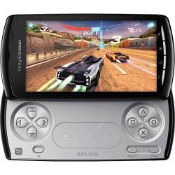 Smartphone Sony Xperia Play Preto Android 2.3 3G/Wi-Fi Câmera 5.1MP 400MB