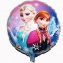 Balão Frozen Queen Decoração de Aniversário Festa Infantil