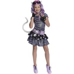 Fantasia Intantil Meninas Monster High Luxo Catrine DeMewjpg