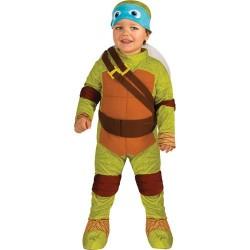 Fantasia Infantil Festa Halloween Tartaruga Ninja