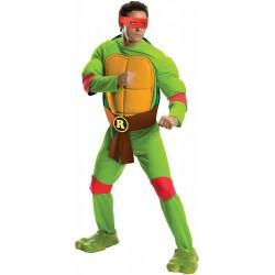 Fantasia Masculina Festa Halloween Tartaruga Ninja