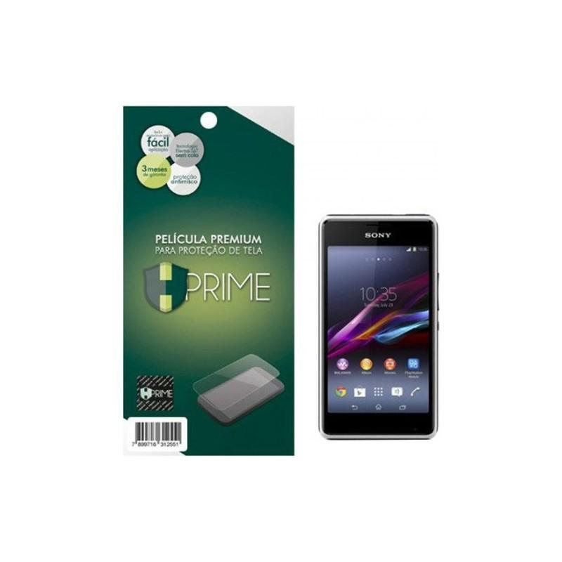 Película Protetora de Tela HPrime Premium para Sony Xperia E1 Fosca