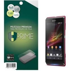 Película Protetora de Tela HPrime Premium para Sony Xperia L Fosca