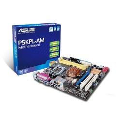 Placa-Mãe Asus P5KPL-AM Socket LGA775 Memória DDR2